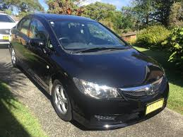 2009 honda civic vti manual
