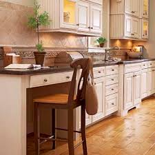 Small And Efficient Kitchen Offices Homework Kitchens And - Kitchen cabinets for home office