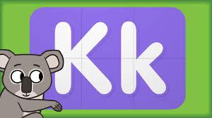 alphabet surprise turn u0026 learn abcs learn letter k youtube