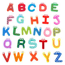 magnetic alphabet letters for fridge 40 mini alphabet letters