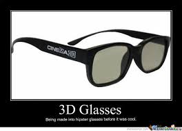 3d Meme - 3d glasses by derpderpderpette meme center