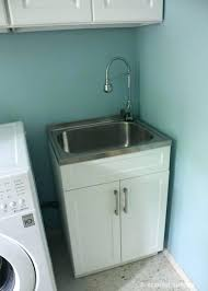 Utility Cabinets For Laundry Room Laundry Utility Sink Cabinets Sink Ideas