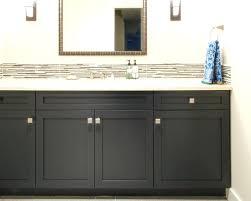 cabinet door knob placement terrific cabinet knob placement bathroom vanity hardware regarding