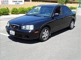 2001 hyundai elantra for sale 2001 passenger car hyundai elantra gls lancaster