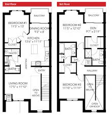 5 bedroom floor plans 2 story house plan oakbourne floor plan 3 bedroom 2 story leed certified
