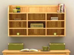 furniture stunning wall mount bookshelf for home furniture ideas