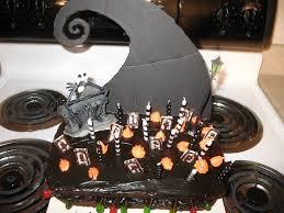 Jack Skellington Home Decor Jack Skellington Cake A Character Cake Food Decoration And