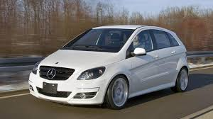 lifted mercedes van mercedes b55 rod prototype smoking the tires video