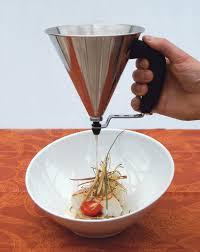 entonnoir cuisine entonnoir à piston automatique kwik de buyer remplir avec