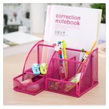 fourniture de bureau papeterie 5 emplacements papeterie et fournitures de bureau boîte à crayons