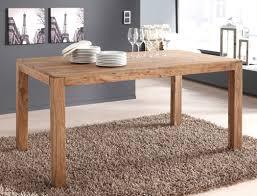Esszimmer Tisch Massiv Tischgruppe Bihar Akazie Massiv Stone Esszimmertisch 6x Holzstuhl