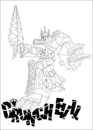 power rangers megazord coloring pages 2 crochet