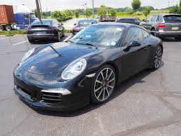 porsche 911 certified pre owned certified pre owned 2013 porsche 911 black s 2dr coupe in