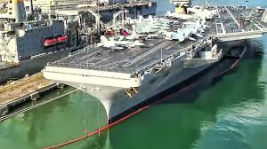 San Diego Naval Base Map by Aerial View Of Pearl Harbor Naval Base Youtube