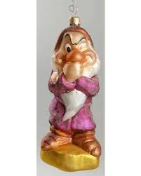 deal alert christopher radko snow white seven dwarfs ornament