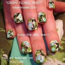 mint green nail tutorials www sbbb info
