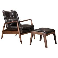 ottoman lounge chair with ottoman excellent original rosewood
