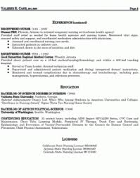 Nursing Student Resume Examples by Example Basic Resume Simple Sample Templates Word 12751650
