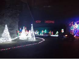 louisville mega cavern christmas lights cavern lights picture of louisville mega cavern louisville
