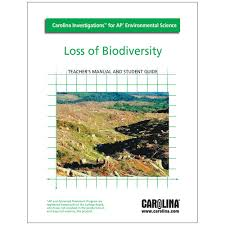 carolina investigations for ap environmental science loss of