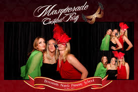 masquerade cocktail party fundraiser for beaumaris north primary