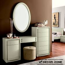 Modern Dressing Table With Mirror  Creative Designs - Designer dressing tables