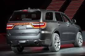 dodge durango 2013 price 2014 dodge durango pricing announced with increases on high end
