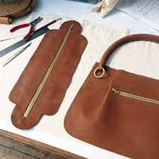 leather women s wallet pattern how to make a handbag weekend construction finishing techniques