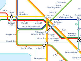 washington subway map envisioning the nyc subway map in the style of the