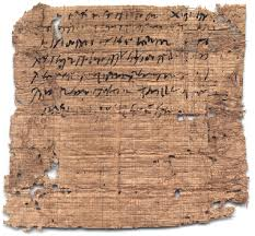 writing in egypt under greek and roman rule