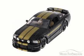 Black 2006 Mustang 2006 Ford Mustang Gt Black Jada 90658yv 1 24 Scale Diecast