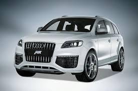 audi q7 horsepower abt audi q7 v12 tdi 560 horsepower autoevolution