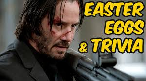 easter facts trivia john wick 2 easter eggs u0026 trivia youtube