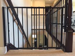 Child Gates For Stairs Baby Gates For Stairs With Railings Dallas Baby Gates For Stairs