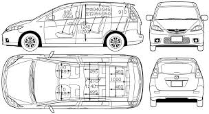 premacy car mazda 5 premacy 2006 the photo thumbnail image of figure