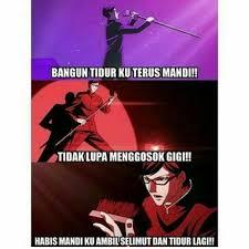 Meme Anime Indonesia - anime indomeme instagram photos videos bio pintaram