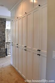 Extra Kitchen Storage Furniture 25 Best Built In Storage Ideas On Pinterest Utility Room