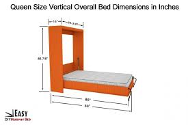 Queen Size Bed Length Murphy Closet Kit Mechanism Amazon Ikea Installing Queen Size Beds