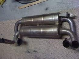 testarossa exhaust polishing tubi ehaust