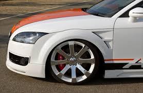 audi tt fender newing japanese aero bland alpil is designed for europian cars