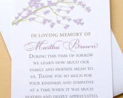 thank you for sympathy card best 25 funeral thank you notes ideas on funeral