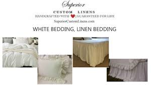 white bedding linen bedding linen duvet cover linen sheets