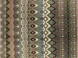 new modern collection persian ikat 9 u0027x12 u0027 hand knotted earth tone