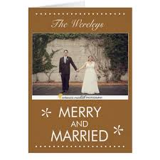 married christmas cards rhino christmas cards invitations zazzle co uk