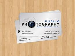 business cards 22 innovative business cards for photographers