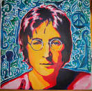 John Lennon is Remembered on the Day of His Death (9 October 1940 – 8 ... - john-lennon-by-Eli