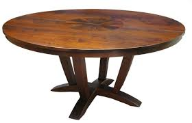 Solid Walnut Dining Table And Chairs Furniture Round Expandable Dining Table For Extraordinary Dining