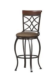 linon home decor bar stools amazon com linon curves counter bar stool 24 kitchen u0026 dining