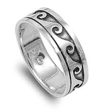 ebay rings vintage images Sterling silver vintage wave ring available in sizes 7 8 9 10 11 jpg