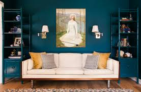 Blue Livingroom 13 Of The Best Blue Paints For Your Home Curbed